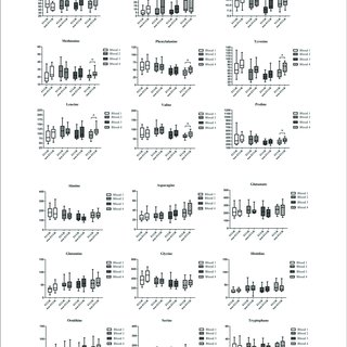 (PDF) Analysis of Amino Acid Patterns With Nutrition