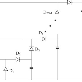 Characteristic curve of diode-connected CMOS (a) Turn-on