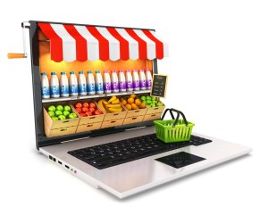 online grocery shopping research