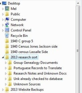 my folders finished