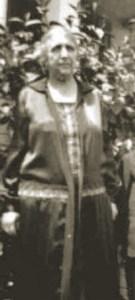 My great grandmother Maria de Braga Pacheco Smith