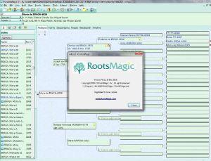 RootsMagic 7 genealogy software