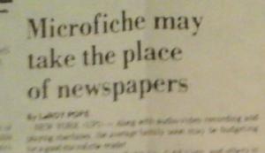 1971 headline microfiche