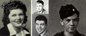 Pohley and Fifield Yearbook Photos