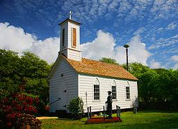 Early church on Molokai