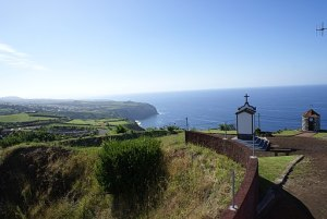 achada azores seen from algarvia