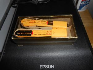 kodak film negatives in box