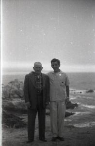 relatives in monterey california 1950s