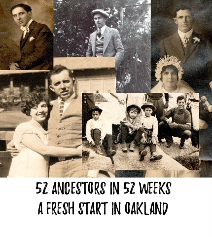 A Fresh Start in Oakland:  The House at 1935 E. 25th Street