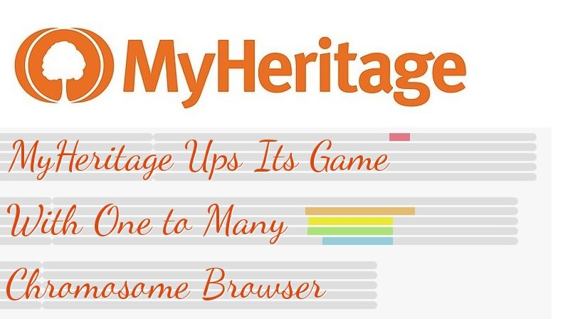 MyHeritage DNA Ups Its Game with Updated Chromosome Browser