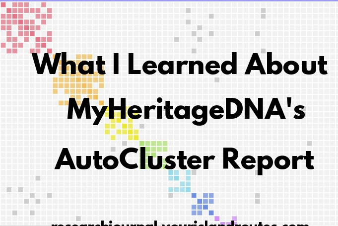 myhertitagedna autocluster report