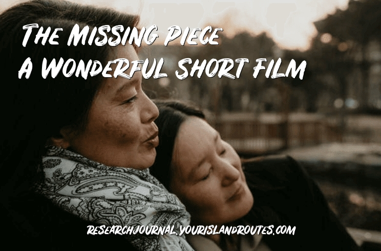 the missing piece short documentary film