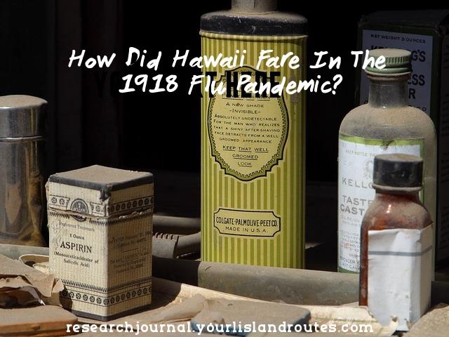 Hawaii flu pandemic