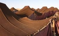Nomad tents provide better shelter in Middle East refugee ...