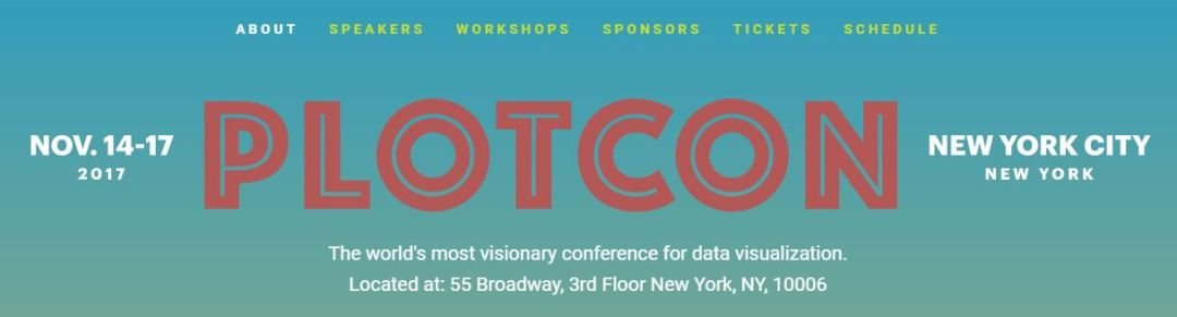 Plotcon 2017 - The world's most visionary conference for