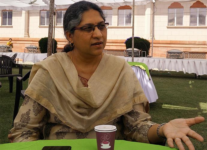 Dr. G. C. Anupama Professor Indian Institute of Astrophysics