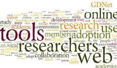 GDNet web 2.0 study wordle