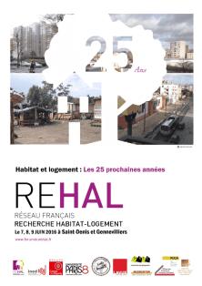 affiche REHAL