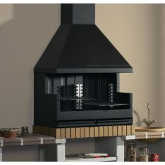 Small Kitchen Renovation Cabinets From China Cuisine : Aménager Un Barbecue Intérieur