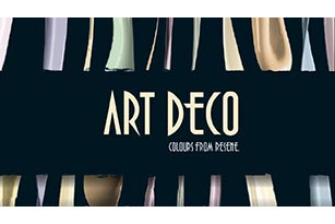 All About Art Deco Colours Decorating Resene
