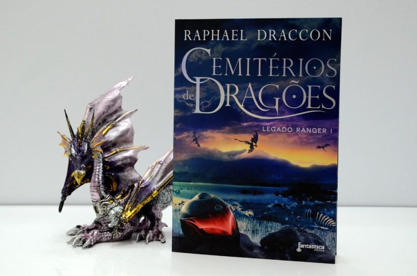 Resenha: Livro Cemitérios de Dragões – Legado Ranger I