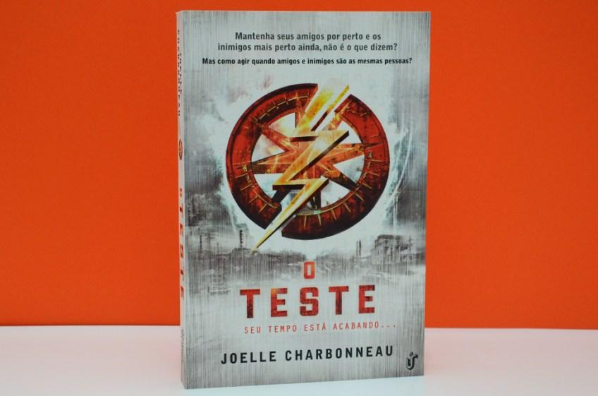 Resenha:  Livro O Teste – Joelle Charbonneau