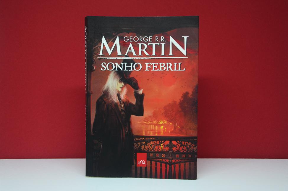 Livro Sonho Febril