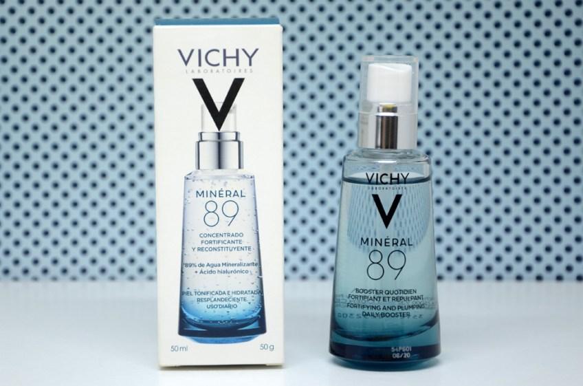 Resenha: Minéral 89 Vichy