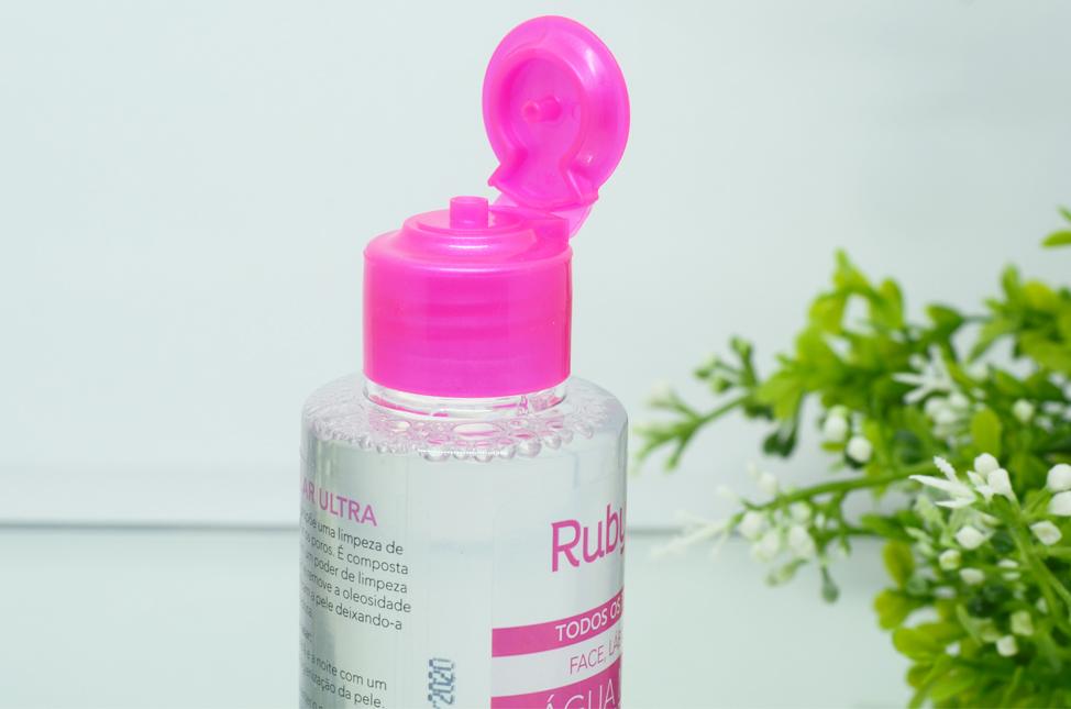 Água Micelar Ultra Ruby Rose