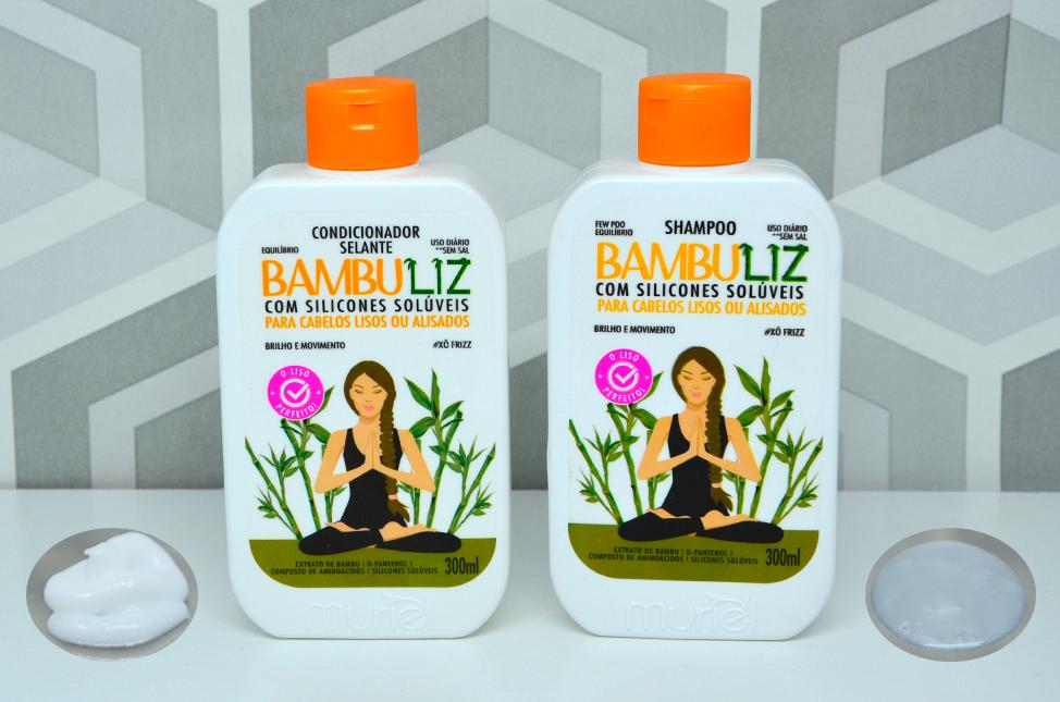 Shampoo e Condicionador Bambuliz