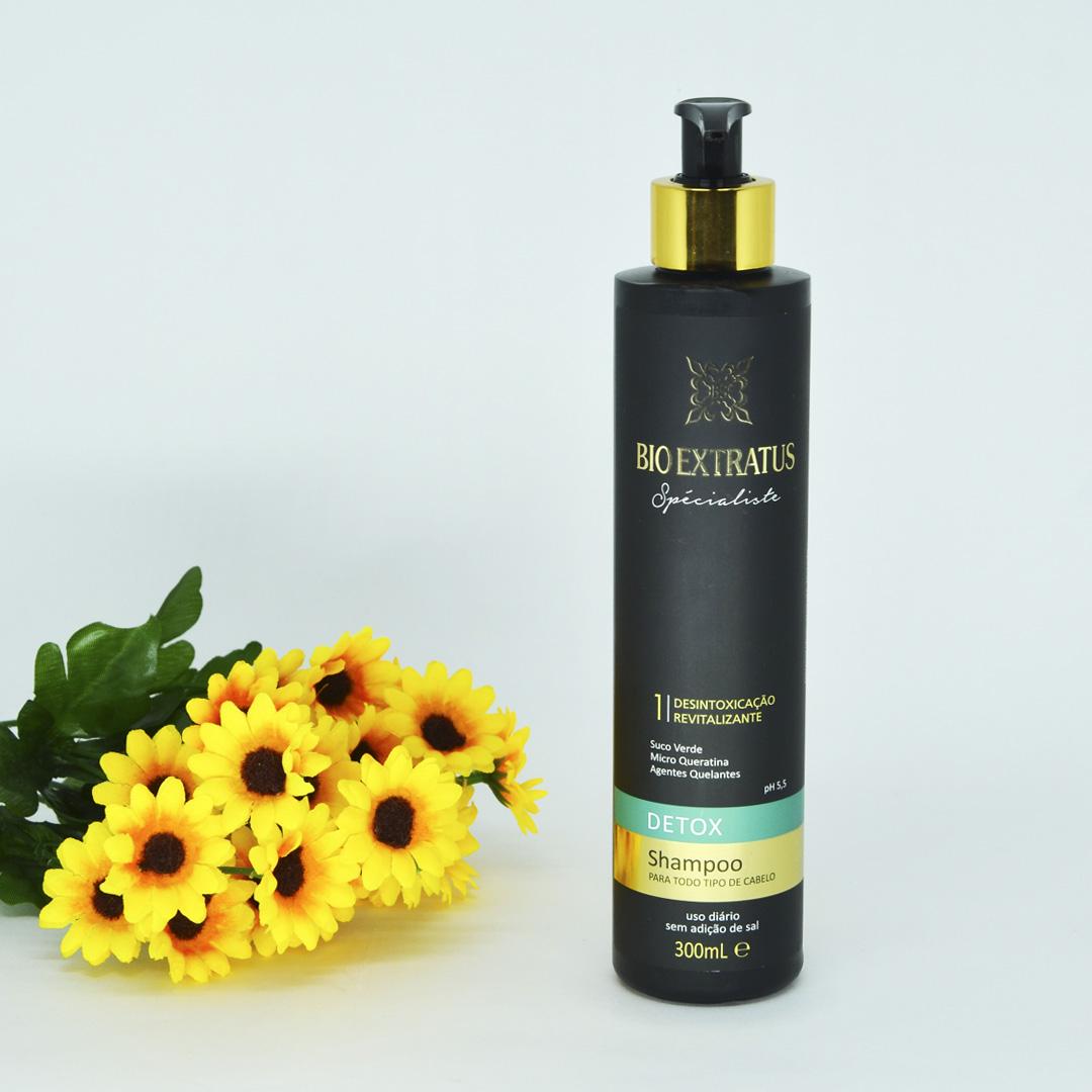 Shampoo Spécialiste Detox da Bio Extratus