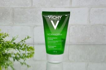 Resenha: Normaderm Gel de Limpeza Profunda Vichy