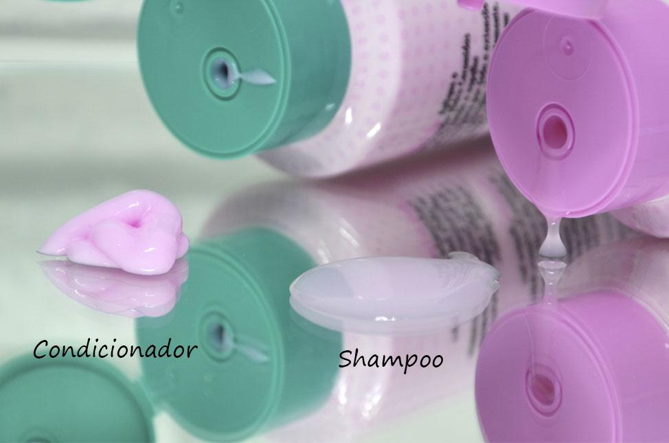 Shampoo e Condicionador Hidra Ceramidas da Salon Line