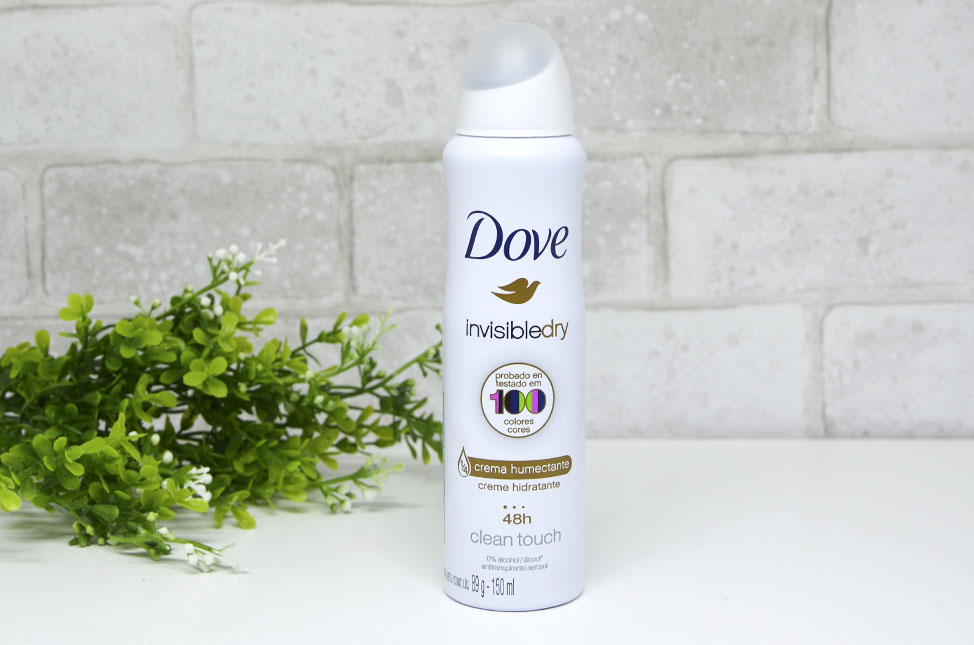 Desodorante Invisible Dry da Dove