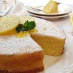 Resep Sponge Cake Lemon