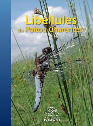 livre: Libellules du Poitou-Charentes