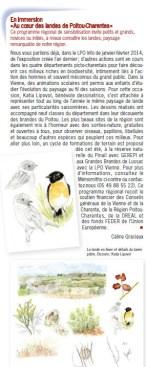 Au coeur des landes du Poitou-charentes, LPO Vienne