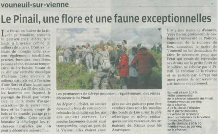 Sortie nature plantes comestibles et médicinales 2014, Nouvelle République