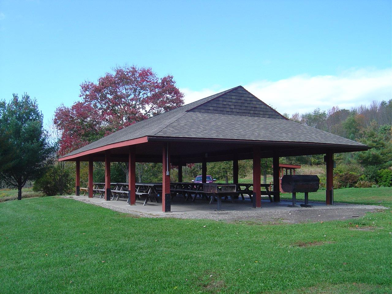 Campnab can help you get a site at mt pisgah state park if someone cancels their camping reservation. Mt Pisgah State Park Site Hilltop Pavilion Loop Pavilion Reserveamerica