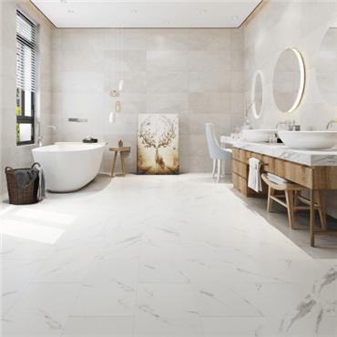 add floor carrera white grey waterproof