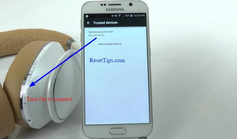 hard reset Galaxy S6 - hidden feature-24