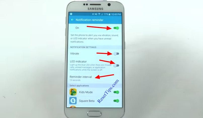 hard reset Galaxy S6 - hidden feature - Tips 6