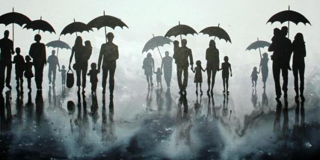 خواطر منقوله _أيا مطراً