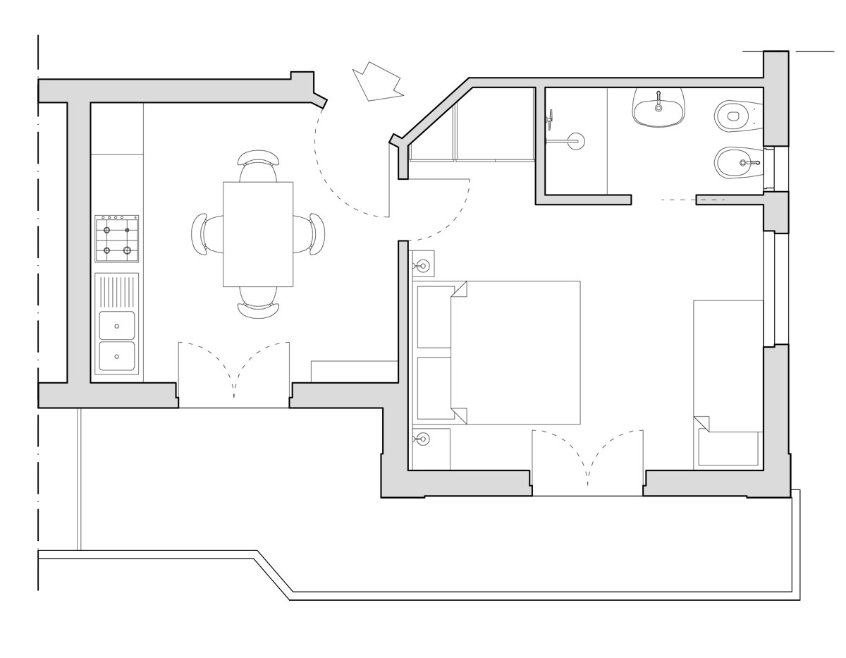 Appartamento C1g  Residence Corsaro Donnalucata