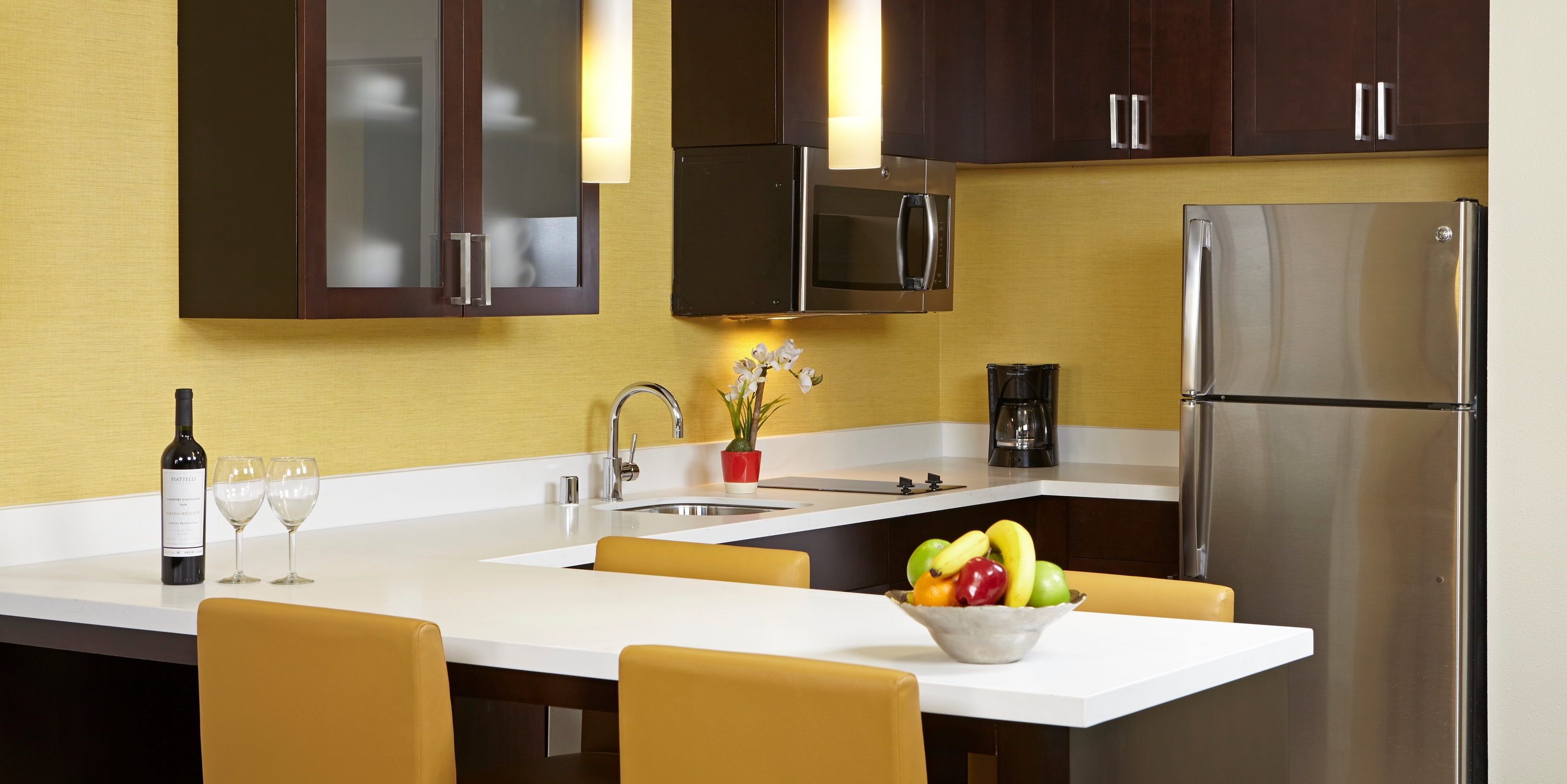 hotels with kitchen in los angeles shelf display ideas hotel lax airport suites residence inn