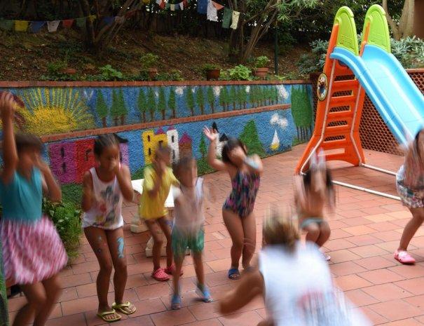 residence con piscina liguria