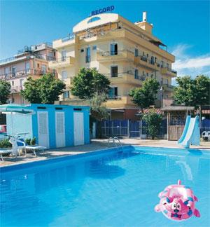 Residence con piscina San Giuliano Rimini residence