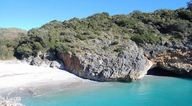 Cala Bianca la Spiaggia più Bella d'Italia