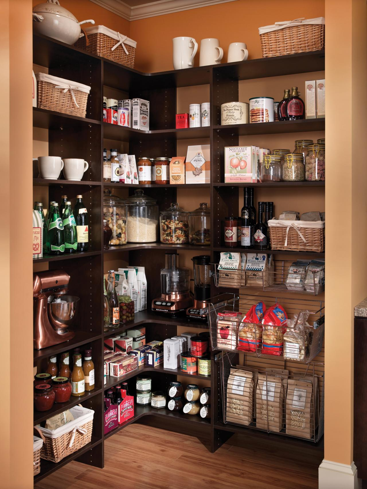 51 Pictures Of Kitchen Pantry Designs Ideas