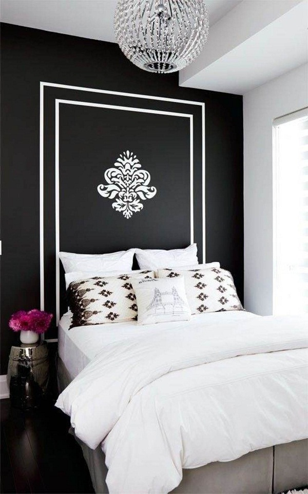 See our 20 favorite small bedrooms. Black And White Bedroom Interior Design Ideas